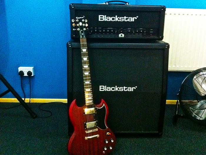 Blackstar Amplifier