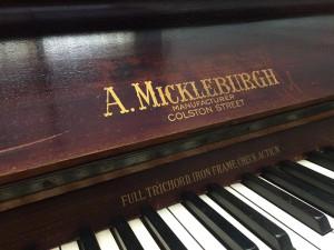 Mickleburgh piano