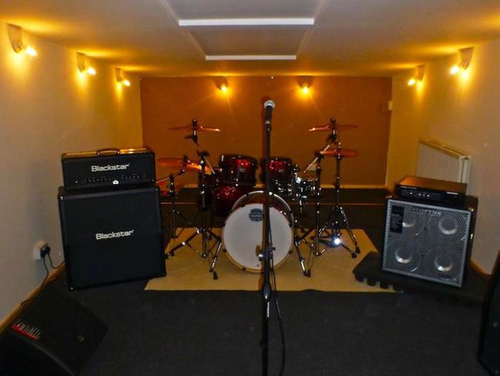 K-Town Studios Rehearsal Room
