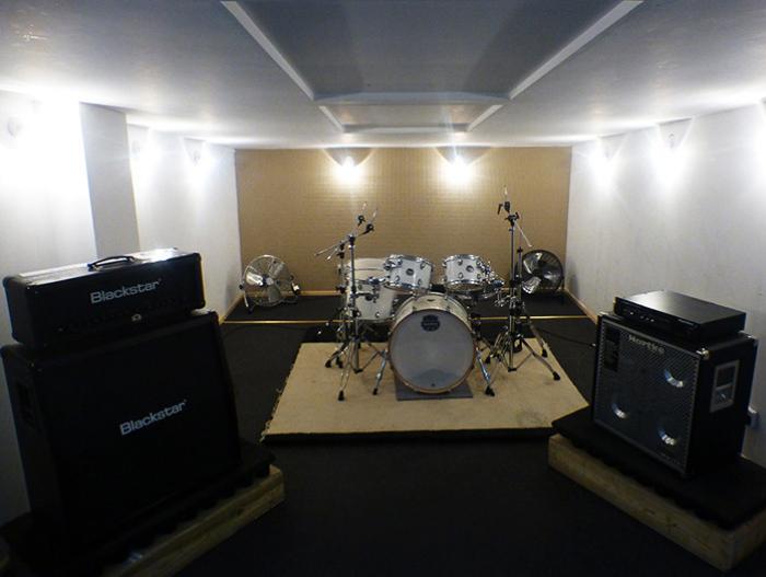 K-Town Studios White Room